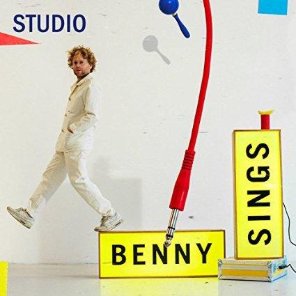 BENNY SINGS / ベニー・シングス / STUDIO (CD)