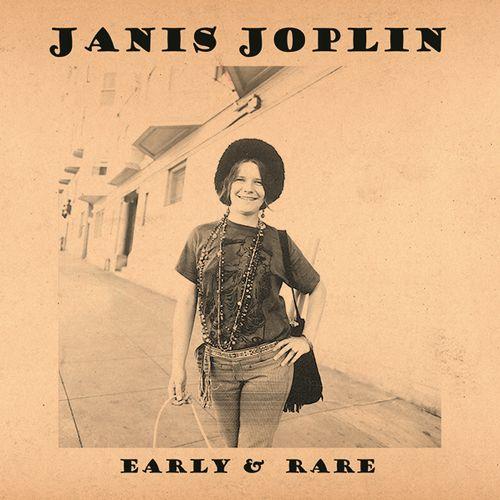 JANIS JOPLIN / ジャニス・ジョプリン / EARLY & RARE (CD)