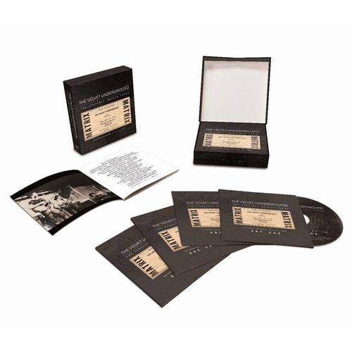 VELVET UNDERGROUND (& NICO) / ヴェルヴェット・アンダーグラウンド & ニコ / THE COMPLETE MATRIX TAPES (4CD BOX)