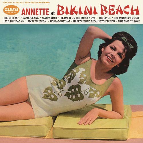 ANNETTE / アネット / BIKINI BEACH / ビキニ・ビーチ