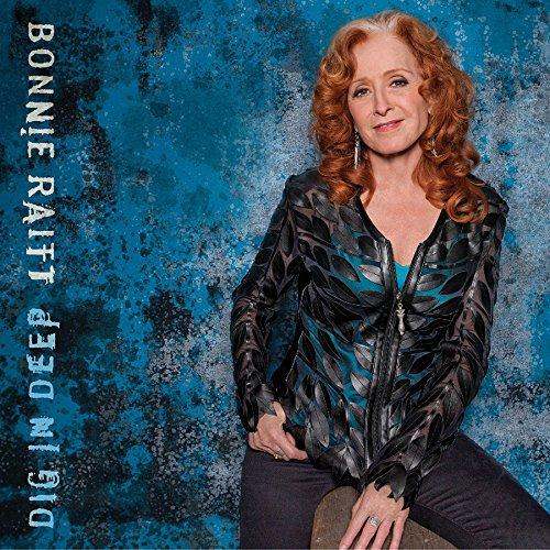 BONNIE RAITT / ボニー・レイット / DIG IN DEEP (CD)