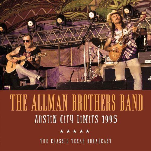 ALLMAN BROTHERS BAND / オールマン・ブラザーズ・バンド / AUSTIN CITY LIMITS 1995