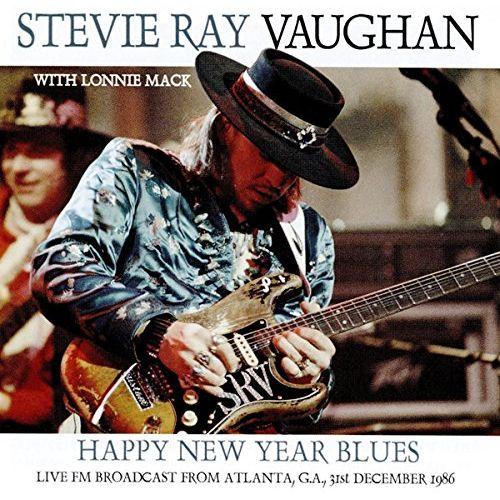 STEVIE RAY VAUGHAN / スティーヴィー・レイ・ヴォーン / HAPPY NEW YEAR BLUES