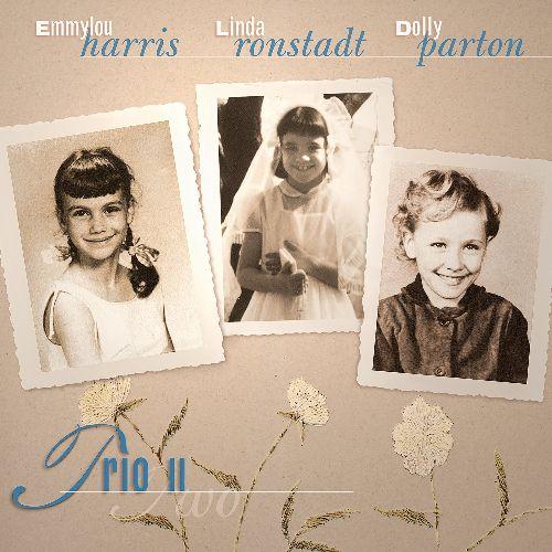 DOLLY PARTON, EMMYLOU HARRIS, LINDA RONSTADT / ドリー・パートン、エミルー・ハリス、リンダ・ロンシュタット / TRIO II (LP)
