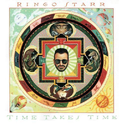 RINGO STARR / リンゴ・スター / タイム・テイクス・タイム (YELLOW COLOR VINYL)