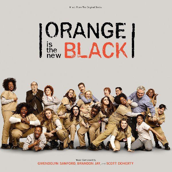 SOUNDTRACK / サウンドトラック / ORANGE IS THE NEW BLACK (OST) [COLORED LP]