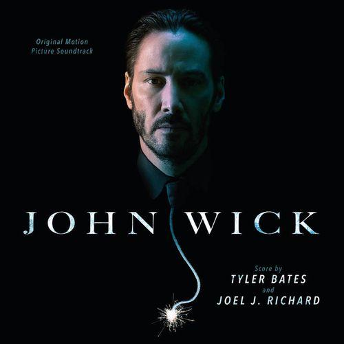 SOUNDTRACK / サウンドトラック / JOHN WICK (SOUNDTRACK) [COLORED 180G LP]
