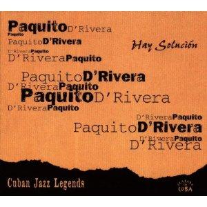Paquito D'Rivera - Paquito D'Rivera (Vinyl, LP, Album ...