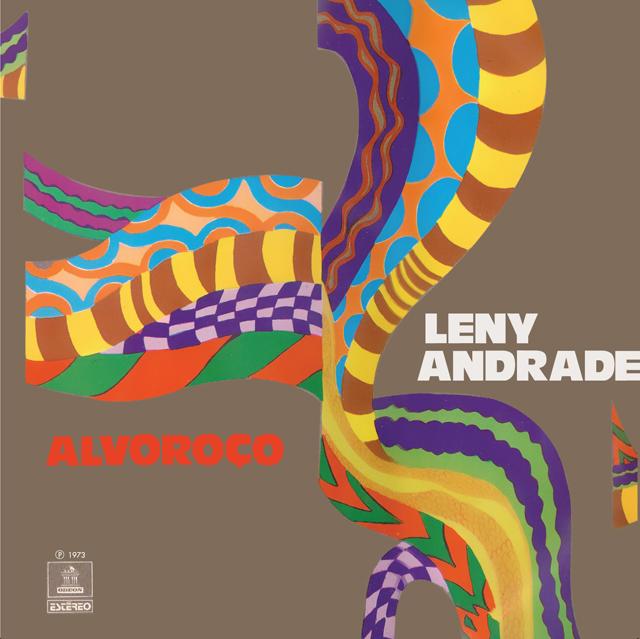 LENY ANDRADE / レニー・アンドラーヂ / ALVOROCO