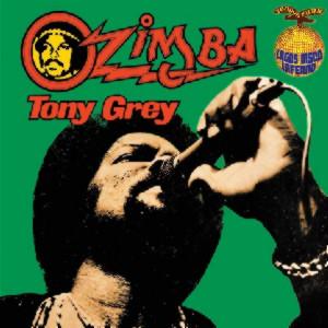 TONY GREY (AFRO) / トニー・グレイ (アフロ) / TIME FACTOR