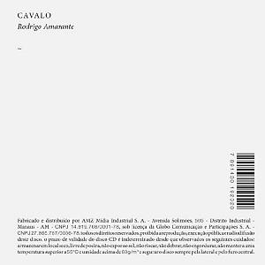 RODRIGO AMARANTE / ホドリゴ・アマランチ / CAVALO