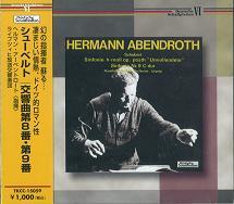 HERMANN ABENDROTH / ヘルマン・...