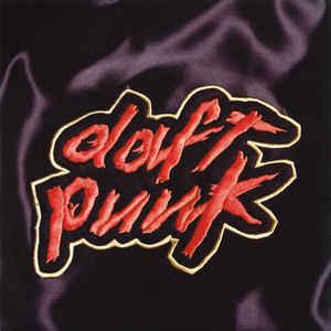 DAFT PUNK / ダフトパンク / Homework (LP)