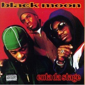 BLACK MOON / ブラック・ムーン / ENTA DA STAGE アナログLP