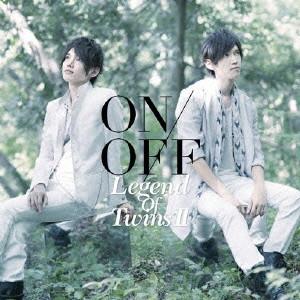 on off legend of twins 2 初回限定盤 japanese rock
