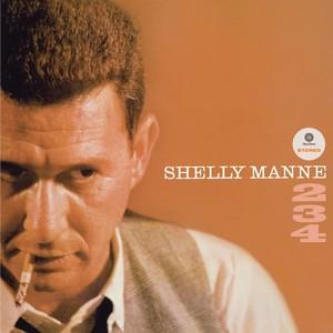 SHELLY MANNE / シェリー・マン / 2-3-4(LP/180G)