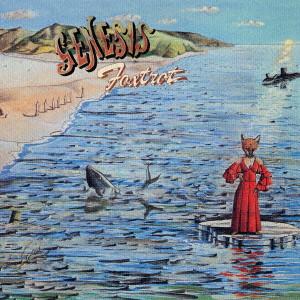 GENESIS (UK) / ジェネシス / フォックストロット - '08デジタル・リマスター/プラチナSHM-CD