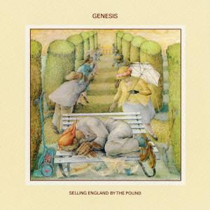 GENESIS (UK) / ジェネシス / セリング・イングランド・バイ・ザ・パウンド(月影の騎士) - '08デジタル・リマスター/プラチナSHM-CD