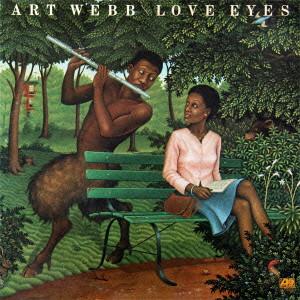 ART WEBB / アート・ウェブ / LOVE EYES / ラヴ・アイズ