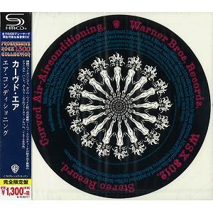 CURVED AIR / カーヴド・エア / エア・コンディショニング - SHM-CD<PROGRESSIVE ROCK1300 SHM-CD>