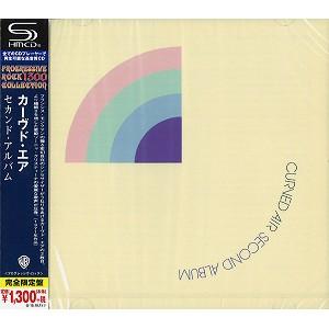 CURVED AIR / カーヴド・エア / セカンド・アルバム - SHM-CD<PROGRESSIVE ROCK1300 SHM-CD>