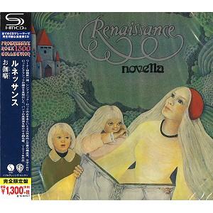 RENAISSANCE (UK) / ルネッサンス / お伽噺 - SHM-CD<PROGRESSIVE ROCK1300 SHM-CD>