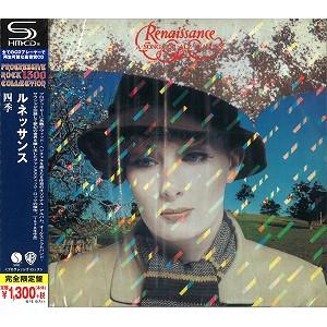 RENAISSANCE (UK) / ルネッサンス / 四季 - SHM-CD<PROGRESSIVE ROCK1300 SHM-CD>
