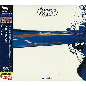 RENAISSANCE (UK) / ルネッサンス / 碧の幻想 - SHM-CD<PROGRESSIVE ROCK1300 SHM-CD>