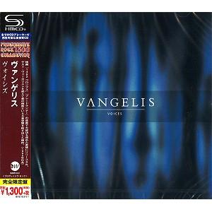 VANGELIS / ヴァンゲリス / ヴォイシズ - SHM-CD<Progressive Rock1300 SHM-CD>