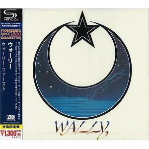 WALLY / ウォーリー / ウォーリー・ファースト - SHM-CD<PROGRESSIVE ROCK1300 SHM-CD>