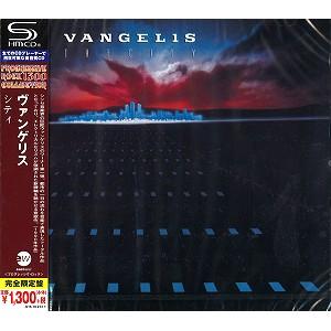 VANGELIS / ヴァンゲリス / シティ - SHM-CD<Progressive Rock1300 SHM-CD>