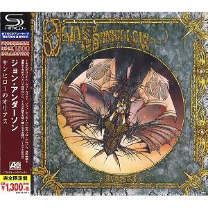 JON ANDERSON / ジョン・アンダーソン / サンヒローのオリアス - SHM-CD<Progressive Rock1300 SHM-CD>