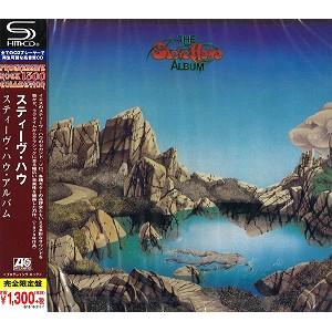 STEVE HOWE / スティーヴ・ハウ / スティーヴ・ハウ・アルバム - SHM-CD<Progressive Rock1300 SHM-CD>