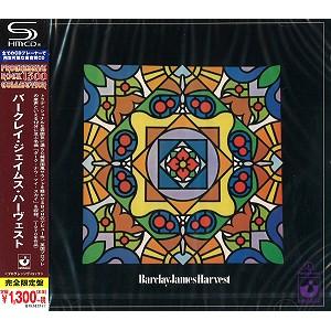 BARCLAY JAMES HARVEST / バークレイ・ジェームズ・ハーヴェスト / バークレイ・ジェイムス・ハーヴェスト - SHM-CD<Progressive Rock1300 SHM-CD>