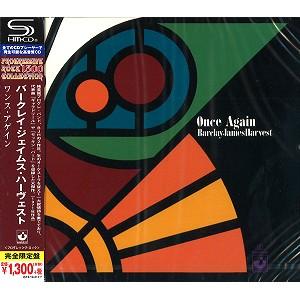 BARCLAY JAMES HARVEST / バークレイ・ジェームズ・ハーヴェスト / ワンス・アゲイン - SHM-CD<Progressive Rock1300 SHM-CD>