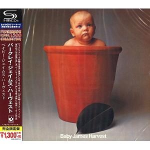 BARCLAY JAMES HARVEST / バークレイ・ジェームズ・ハーヴェスト / ベイビー・ジェイムス・ハーヴェスト - SHM-CD<Progressive Rock1300 SHM-CD>