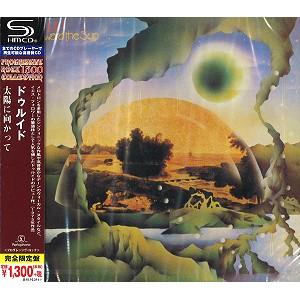 DRUID / ドゥルイド / 太陽に向かって - SHM-CD<Progressive Rock1300 SHM-CD>