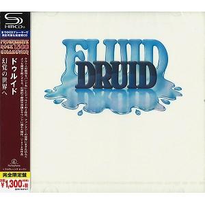 DRUID / ドゥルイド / 幻覚の世界へ - SHM-CD<Progressive Rock1300 SHM-CD>