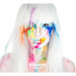 Superfly / スーパーフライ / WHITE(初回生産限定盤)