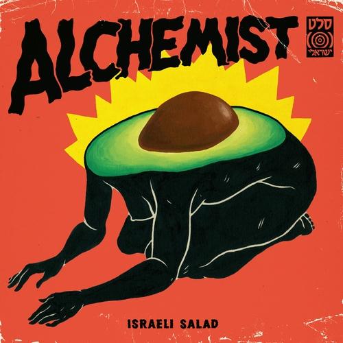 """ALCHEMIST (HIPHOP) / アルケミスト / ISRAELI SALAD (COLV) (DLX) """"2LP"""""""