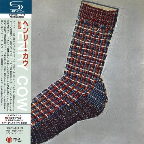 HENRY COW / ヘンリー・カウ / 伝説 - リマスター/SHM-CD