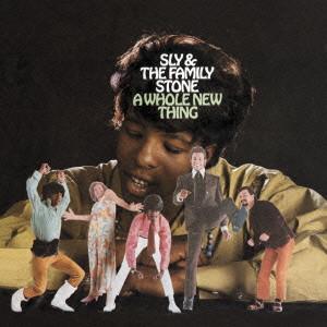 SLY & THE FAMILY STONE / スライ・アンド・ザ・ファミリー・ストーン / A WHOLE NEW WORLD / 新しい世界