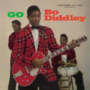 BO DIDDLEY / ボ・ディドリー / GO BO DIDDLEY  / ゴー・ボ・ディドリー