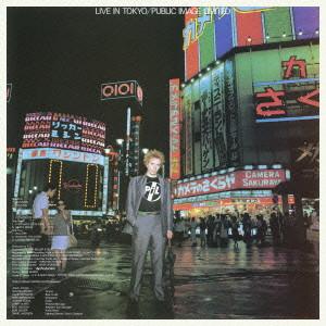 PUBLIC IMAGE LTD (P.I.L.) / パブリック・イメージ・リミテッド / ライヴ・イン・TOKYO (SHM-CD)