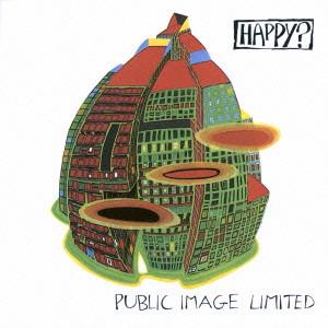 PUBLIC IMAGE LTD (P.I.L.) / パブリック・イメージ・リミテッド / HAPPY? (SHM-CD)