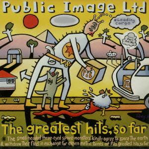 PUBLIC IMAGE LTD (P.I.L.) / パブリック・イメージ・リミテッド / グレイテスト・ヒッツ・ソー・ファー (SHM-CD)