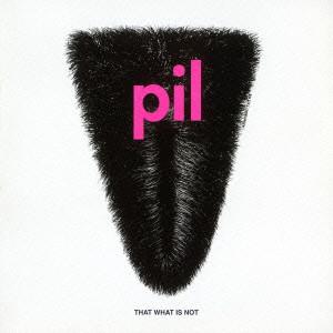 PUBLIC IMAGE LTD (P.I.L.) / パブリック・イメージ・リミテッド / ザット・ホワット・イズ・ノット (SHM-CD)