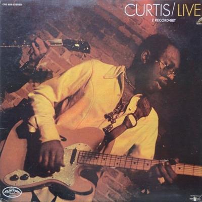 CURTIS MAYFIELD / カーティス・メイフィールド / CURTIS / LIVE! / カーティス/ライヴ!