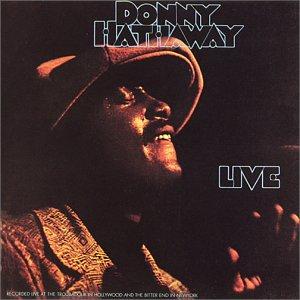 DONNY HATHAWAY / ダニー・ハサウェイ / LIVE / ライヴ