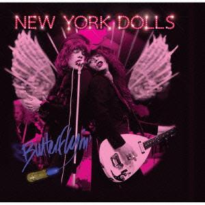 NEW YORK DOLLS / ニュー・ヨーク・ドールズ / バタフライン~ライヴ1974